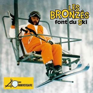 bronzé ski pochette dusse